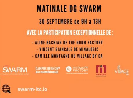 MATINALE DG SWARM-itc