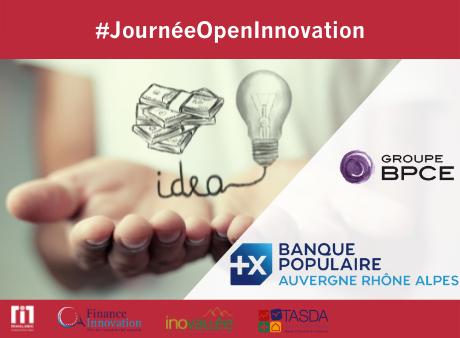 Journée Open Innovation avec le groupe BPCE et la Banque Populaire Auvergne Rhône-Alpes
