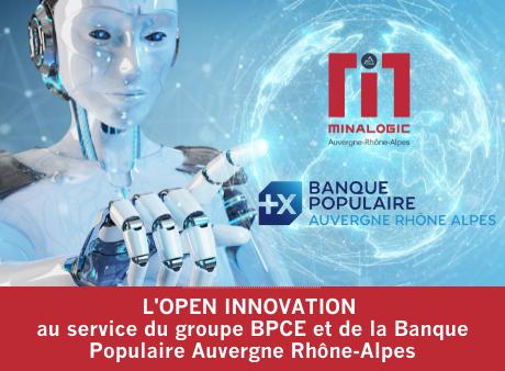L'Open Innovation au service d'une banque
